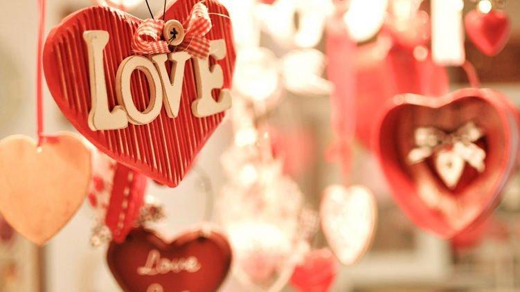 St. Valentine's Day sale